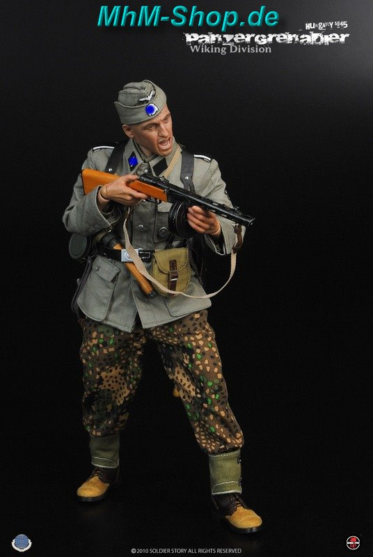 Solr Story Panzergrenar / German Y-harness for all units of ...