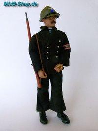 Costum Figure / Volkssturmman, Volkssturm Btl. 3/811/1, Berlin, 1945, In  1/6 Scale