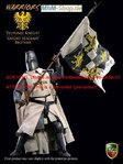 Teutonic Knight:  Knight Sergeant Brother 1:6