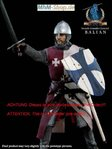 French Crusader General / Balian 1:6