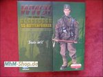 Mountaineer SS-Rottenführer Slavko Juric on a 1: 6 scale