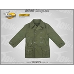 TCT-6033 / Mountain hunter jacket green in scale 1: 6