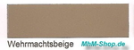 German Wehrmacht camouflage colors for model 1 / 6 / German Wehrmacht Beige 1 L