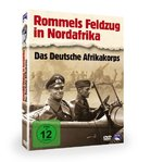 Rommel's campaign in North Africa - The German Africa Corps (DVD)