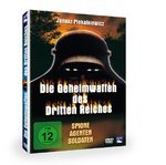 Secret Weapons of the Third Reich - V 1, V 2, Atomic Bomb (DVD)