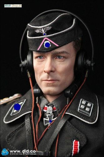 DiD Joachim Peiper SS-standard leader LAH / naked figure