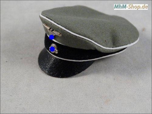 1//6 Scale German Camo SS Cloth Field Cap