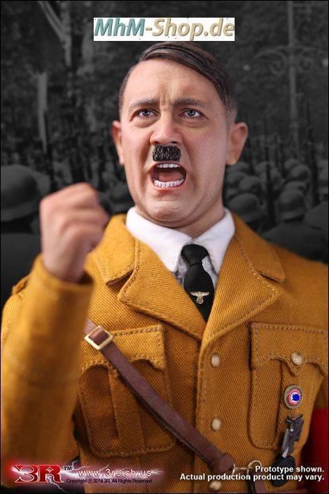 immediately available !!! 3R Adolf Hitler bonus head in