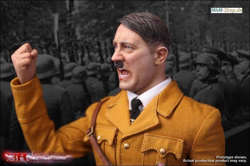 Adolf Hitler - Version B - DiD/3R 1/6 Scale Figure