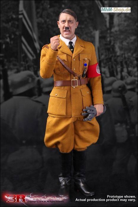 DiD 3R / Adolf Hitlers head in 1 / 6 - Milestones