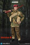 Immediately available !!! DiD British 1st Airborne Division (Red Devils) Sergeant Charlie Version (B